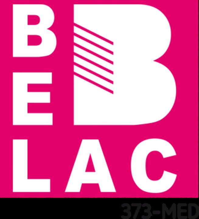 Medina Kwaliteitslabel Belac Label