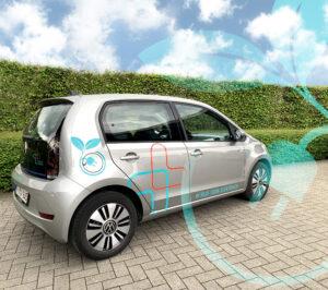 Medina Linkedin Elektrischeauto